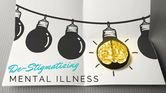 De-Stigmatizing Mental Illness