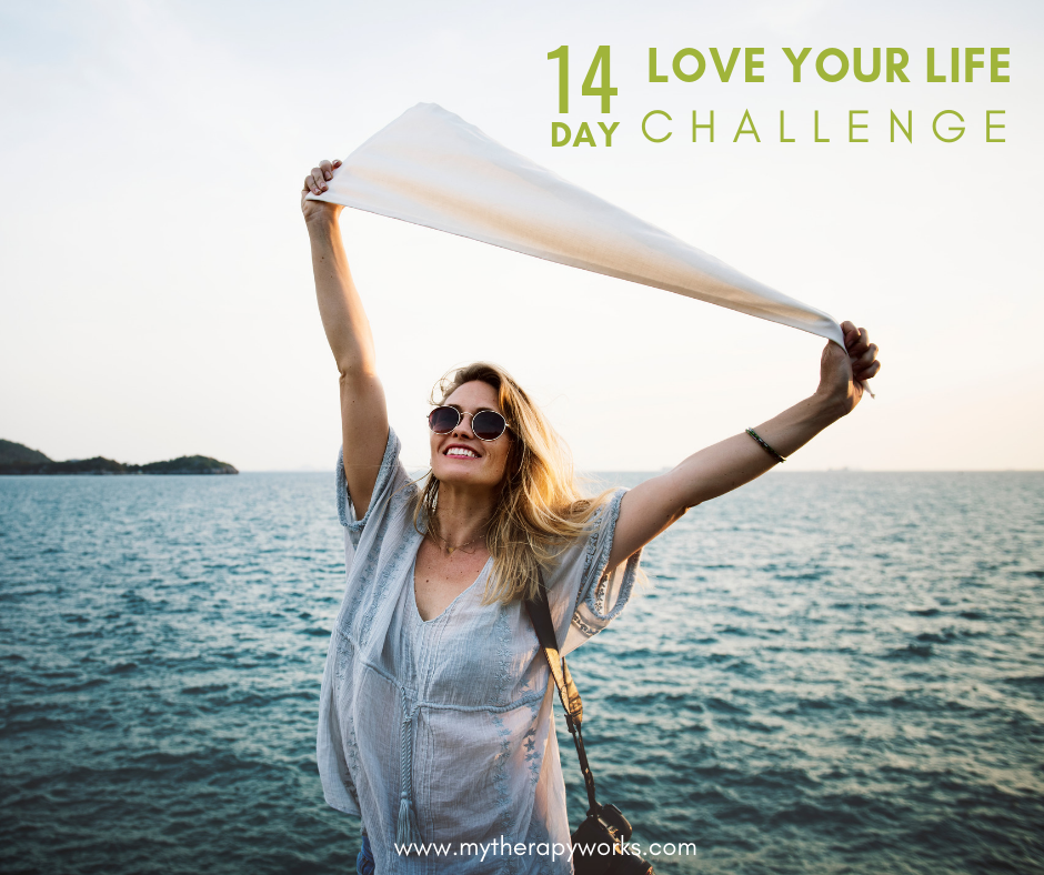 love your life challenge